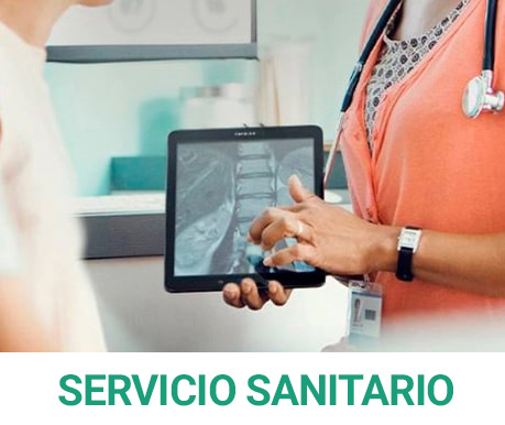 Servicio Sanitario